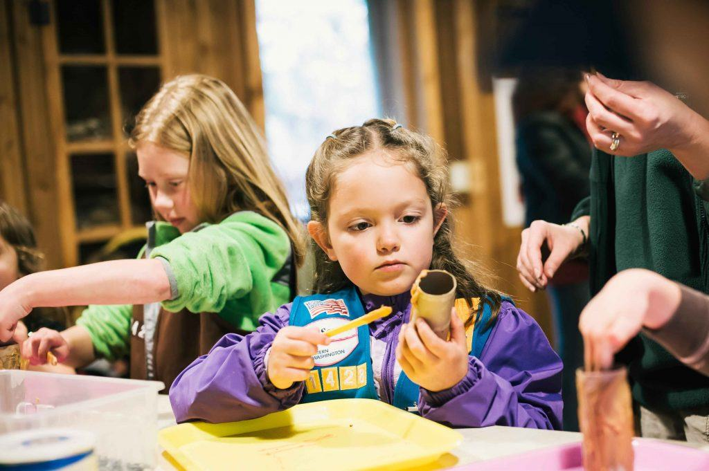 Girl scout craft