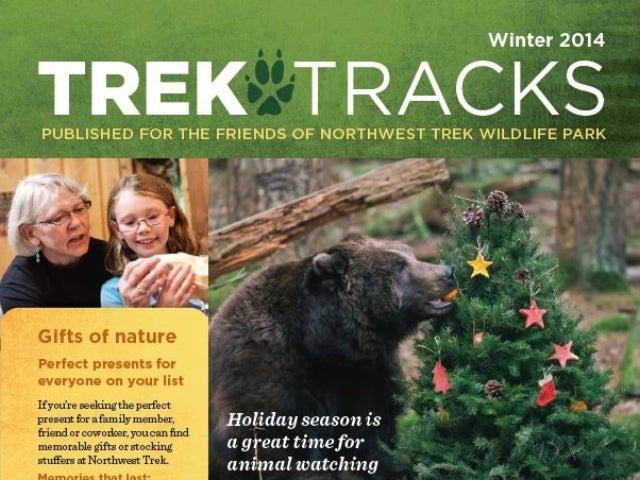 Trek Tracks newsletter winter 2014