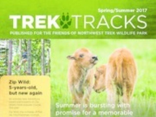 Trek Tracks newsletter summer 2017