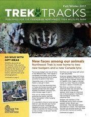 Trek Tracks newsletter winter 2017