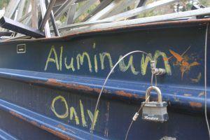 Aluminum metal recycling