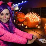 hoot n howl purple girl