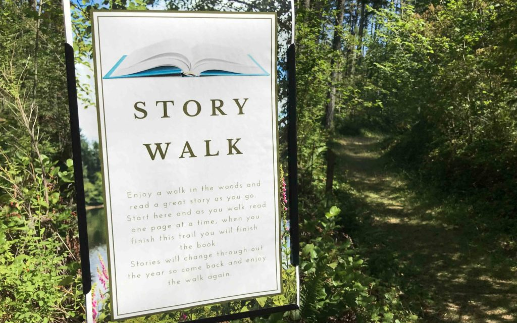 story trail beginning