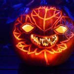 hoot n howl pumpkin