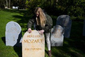 tombstone prep