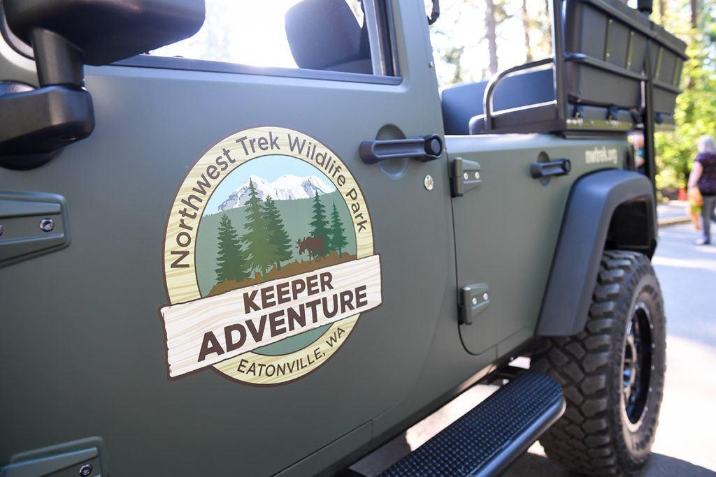 keeper tour jeep
