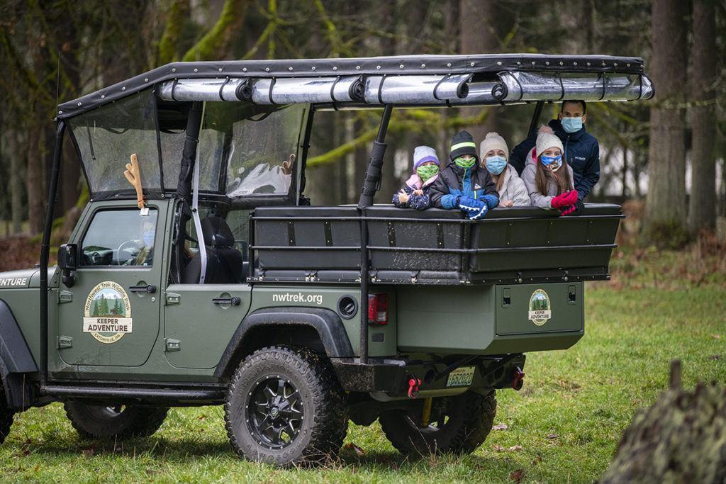 KAT jeep winter