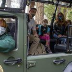 keeper adventure truck guests